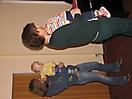 Bohoslužba a čtení dětem na Břevnově