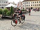 Cyklotour Tábor- Kostnice, zahájení