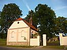 Koněprusy - Kaple Mistra Petra z Koněprus