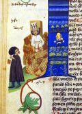 Iluminace v Martinické bibli (1. pol. 15. stol.) Nejstarší zámé vyobrazejní MJH.